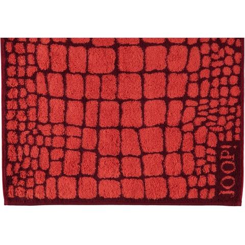 Полотенце 80х150 Cawo-JOOP! Gala Croco 1644 красное