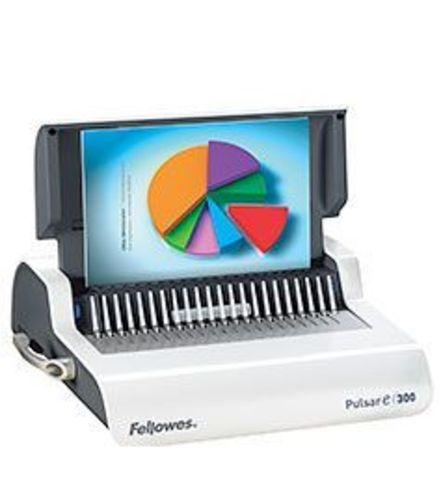 Переплетчик Fellowes PULSAR-E на пластиковую пружину FS-56207