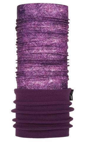 Шарф-труба трансформер Buff Polar Siggy Purple