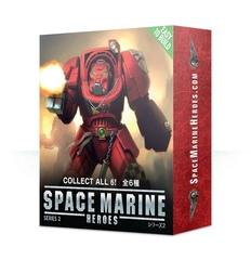 Space Marine Heroes, серия 2