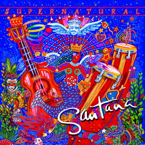 Santana / Supernatural (2LP)