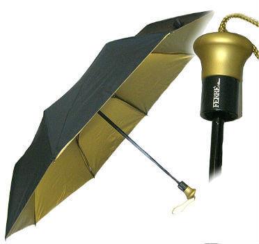 Зонт складной Ferre GF 199-1-Golden Dome