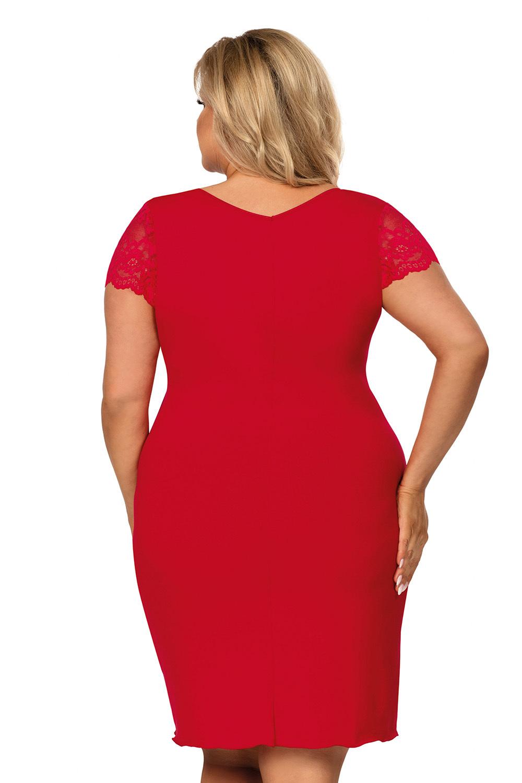 Красная сорочка Tess