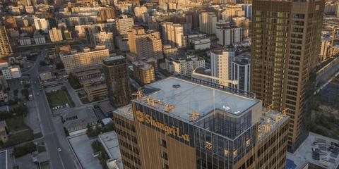 Набор нейтральных фильтров PolarPro для GoPro Karma вид города