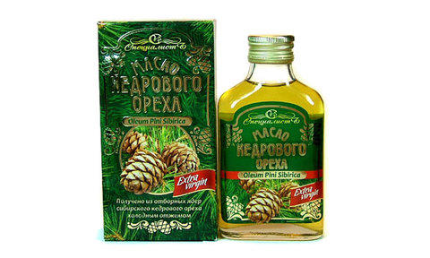 Масло кедрового ореха Специалист 100 мл