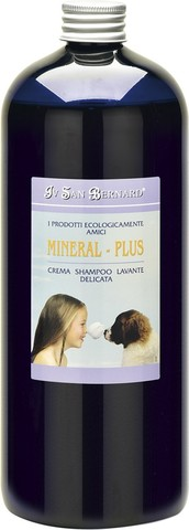 Шампунь Iv San Bernard Mineral Plus Cream (кот/собака), для воспаленной кожи