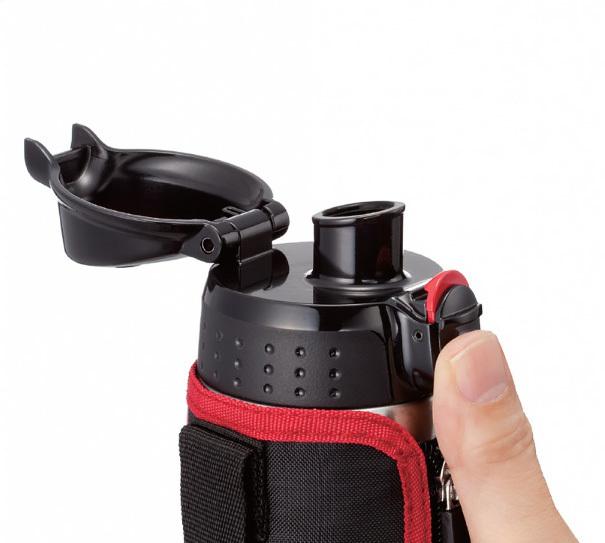 Термос Tiger MMN-F (1 литр), черный, для холодных напитков