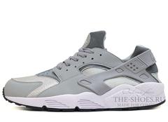 Кроссовки Мужские Nike Air Huarache ES Grey White