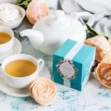 Чай байховый листовой оолонг китайский Peroni Tea Funny Молочный улун, артикул 50t, производитель - Peroni Honey, фото 3