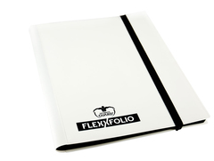 9-Pocket FlexXfolio White