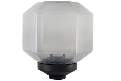 Светильник НТУ 05-100-211 Поликуб IP54 (прозр. ПММА, основание 145, Е27) TDM