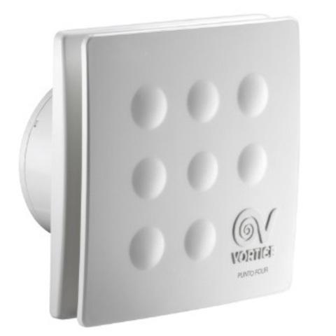 Vortice Punto Four MFO 120/5 Т Накладной вентилятор с таймером