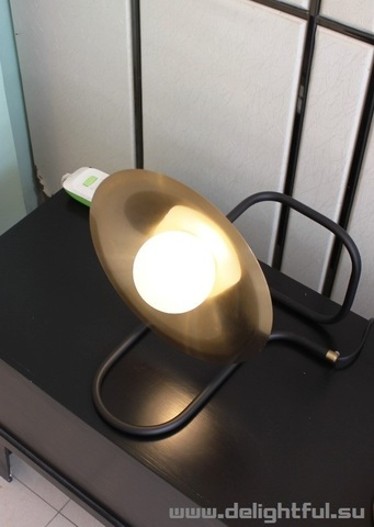 table lamp  DISC TURBAYA SS-1 by Intueri Light