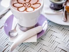 Ручка для рисования на кофе spice pen