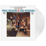 Paul Revere & The Raiders / Just Like Us (Coloured Vinyl)(LP)