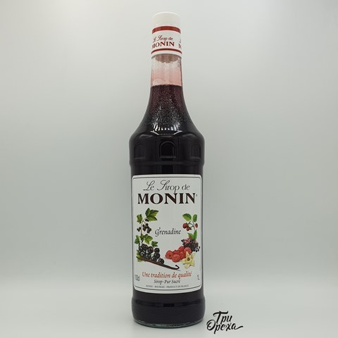 Сироп гренадин Grenadine MONIN, 1 л