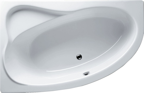 Акриловая ванна Riho LYRA 140х90 R