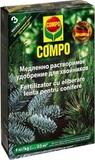 Удобрение Compo для хвойников медленно растворимое 1 кг