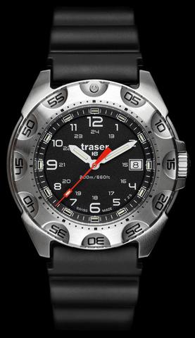 Купить Наручные часы Traser Survivor 105471 (каучук) по доступной цене