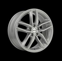 Диск колесный BBS SX 9x20 5x120 ET42 CB82.0 brilliant silver