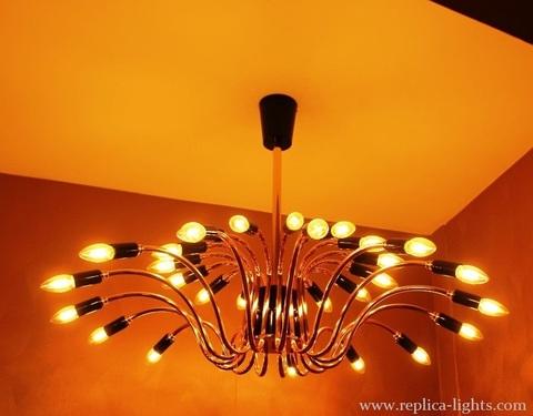 replica Delightfull ARETHA SUSPENSION LIGHT 2