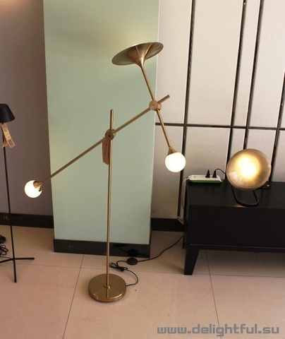 floor lamp  DISC TURBAYA SS-3 CHANDELIER by Intueri Light