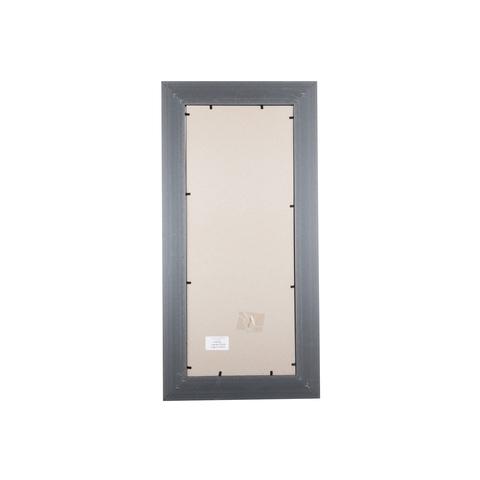 Фоторамка Ампир (с паспарту) 20х50 Формат-А (серебро) (4 паспарту 10х15)