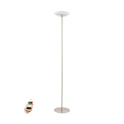 Торшер светодиодный умный свет EGLO connect с ножным выключателем Eglo FRATTINA-C 97814