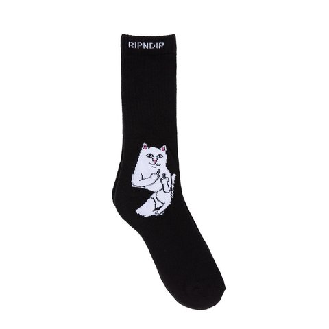 Носки RIPNDIP Lord Nermal (Black)