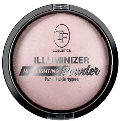 ТФ Хайлайтер-пудра ILLUMINIZER HIGHLIGHTING тон 603 жемчужно-розовый