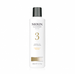 NIOXIN очищающий шампунь (система 3) 300мл.