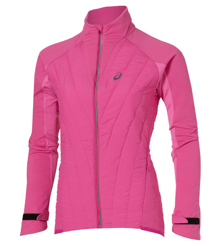 Куртка-ветровка Asics Speed Hybrid Jacket (0692) женская
