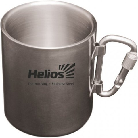 Термокружка с карабином (HS.TK-005) (230 ml)