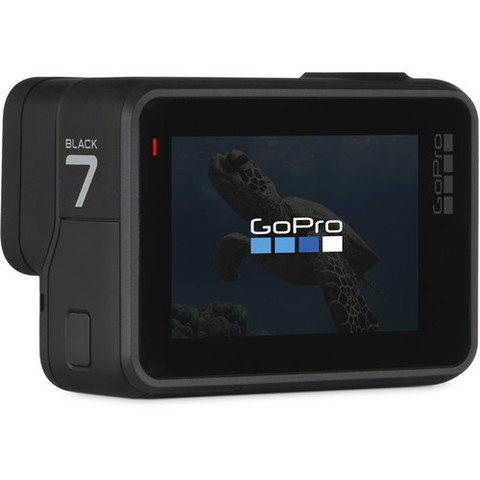 Экшн-камера GoPro Hero 7 Black