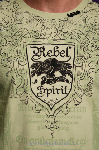 Футболка лонгслив Rebel Spirit LSK80