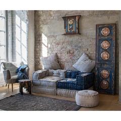 Кресло Secret De Maison ALBA — черный/белый (12292)