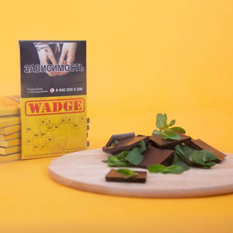 Табак Wadge Titanium Choco Ice 100 г