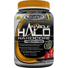 Anabolic Halo Hardcore Pro Series