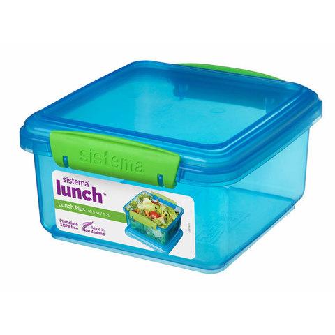 Контейнер Lunch 1,2 л, артикул 31651, производитель - Sistema