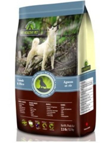 Holistic Blend Ягненок и рис сухой корм для собак 3.6 кг