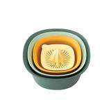 Кухонный набор (миски 1,5 л и 3,2 л; мерный стакан / соковыжималка 0,5 л), артикул 122262, производитель - Brabantia