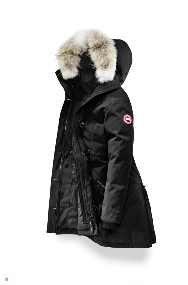 ROSSCLAIR PARKA BLACK 3855