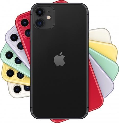 Apple iPhone 11 256GB (Черный)