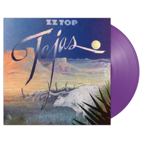 ZZ Top / Tejas (Coloured Vinyl)(LP)