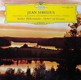 Jean Sibelius, Berliner Philharmoniker, Herbert von Karajan / Finlandia, Valse Triste, Der Schwan Von Tuonela, Tapiola (LP)