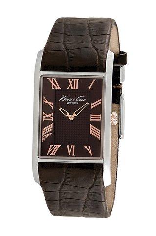 Купить Наручные часы скелетоны Kenneth Cole IKC1987 по доступной цене