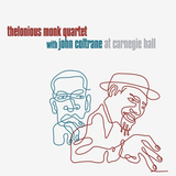 Thelonious Monk Quartet With John Coltrane / At Carnegie Hall (2LP)