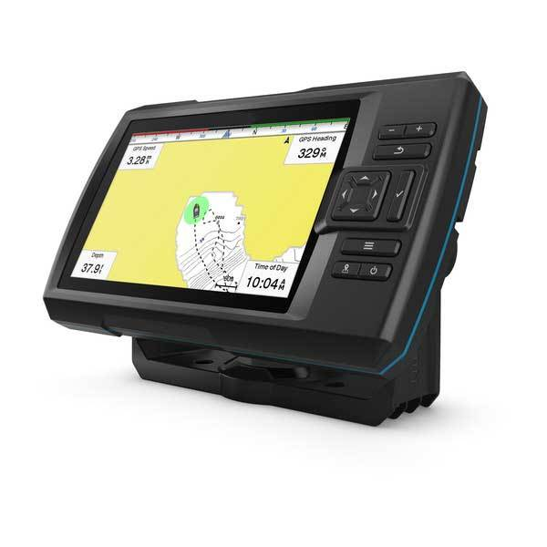 Garmin Striker 7sv вид сбоку