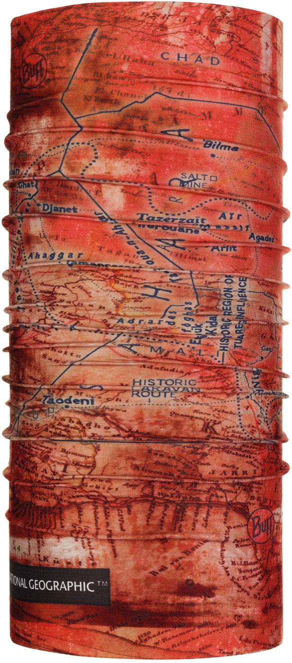Летние банданы Бандана-труба летняя Buff Nomad Rusty Medium-120100.404.10.00.jpg