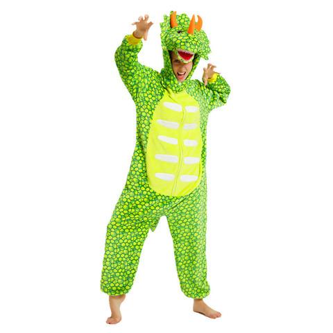 Трицератопс зеленый